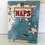 世界の特色が、ひと目で分かる絵本!!「マップス 新・世界図絵」