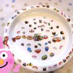 紙皿で工作、回転寿司を作っちゃお!