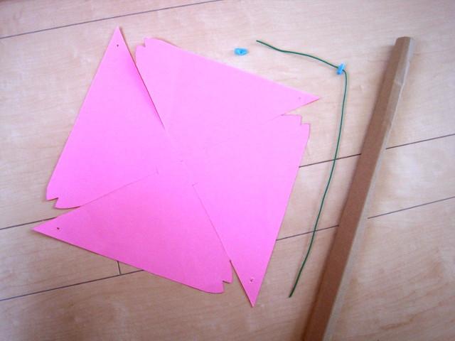 桜花風車 1